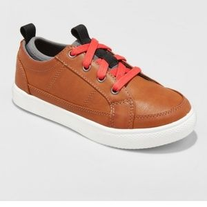 Boys' Arlo Sneakers -Cat & Jack Brown
